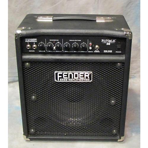 Fender Rumble 30 30W 1X10 Bass Combo Amp-thumbnail