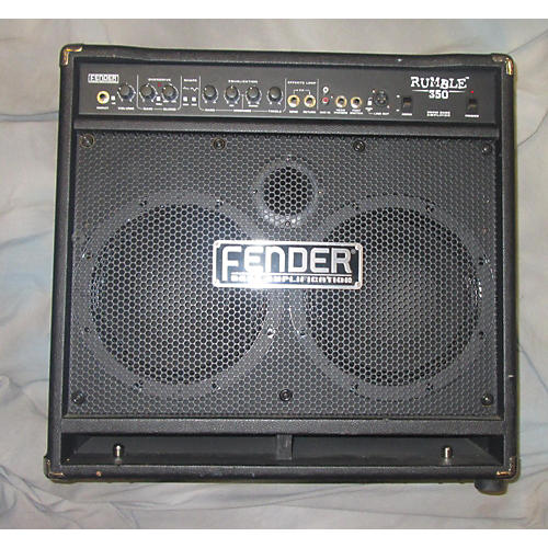 Fender Rumble 350 350W 2x10 Bass Combo Amp-thumbnail