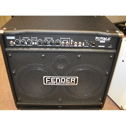 Fender Rumble 350 350W 2x10 Bass Combo Amp