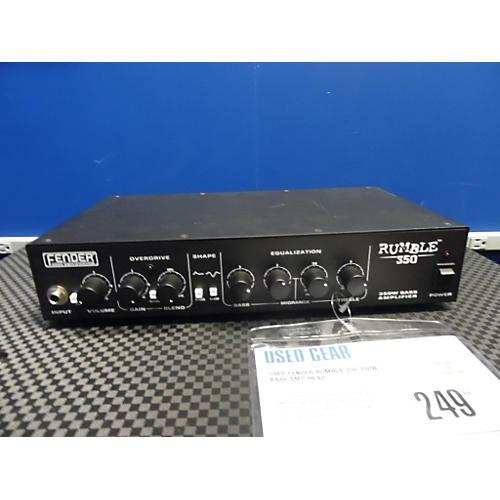Fender Rumble 350 350W Bass Amp Head-thumbnail