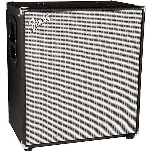 Fender Rumble 410 1000W 4x10 Bass Speaker Cabinet-thumbnail