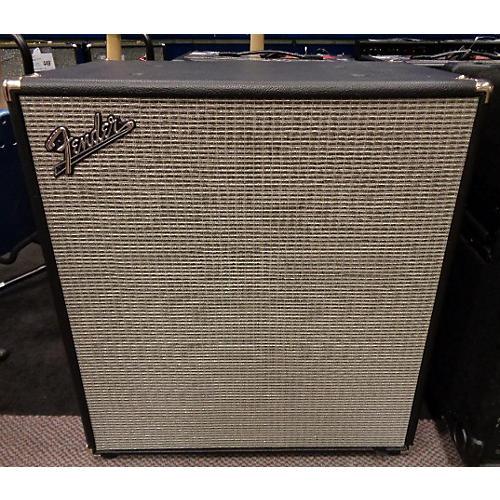 used fender rumble 410 4x10 bass cabinet guitar center. Black Bedroom Furniture Sets. Home Design Ideas