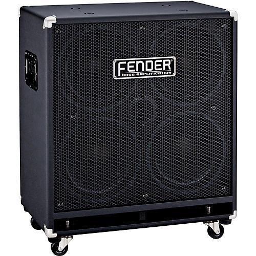 Fender Rumble 410 4x10 Bass Speaker Cabinet