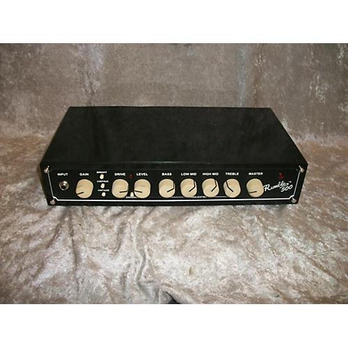 used fender rumble 500 head bass amp head guitar center. Black Bedroom Furniture Sets. Home Design Ideas