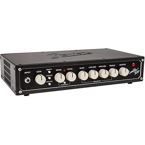 Fender Rumble 500W Bass Amp Head-thumbnail