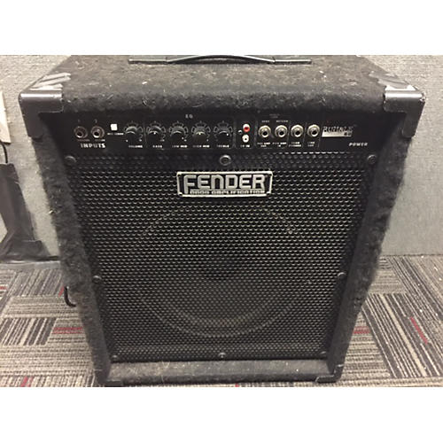 Fender Rumble 60 60W 1x12 Bass Combo Amp-thumbnail