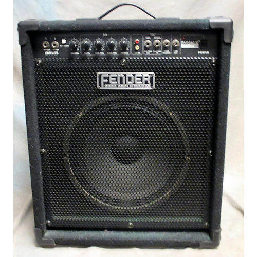 Fender Rumble 60 60W 1x12 Bass Combo Amp