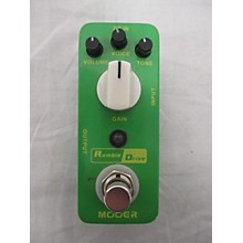 Mooer Rumble Drive Effect Pedal
