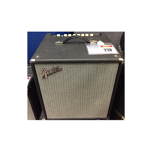 Fender Rumble V3 100W 1x12 Bass Combo Amp