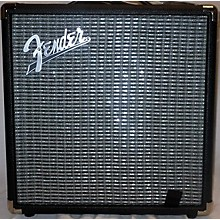Fender Rumble V3 15w 1x8 Bass Combo Amp