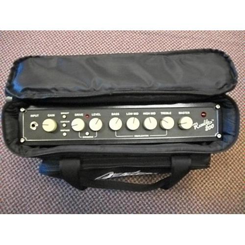 Fender Rumble V3 200W Bass Amp Head-thumbnail