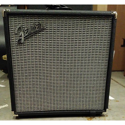 Fender Rumble V3 25w 1x8 Bass Combo Amp-thumbnail