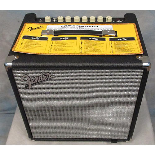 Fender Rumble V3 40W 1x10 Bass Combo Amp-thumbnail