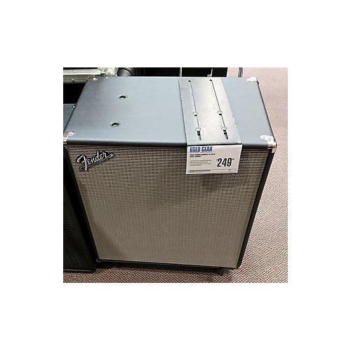 Fender Rumble V3 4x10 Bass Cabinet-thumbnail