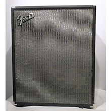 Fender Rumble V3 500W 2x10 Bass Combo Amp