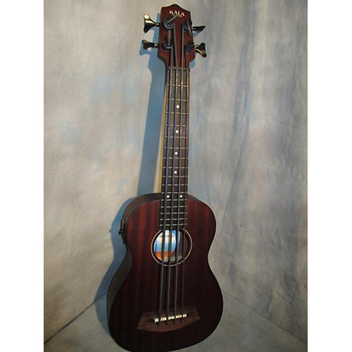 Kala Rumbler U-Bass Acoustic Bass Guitar-thumbnail