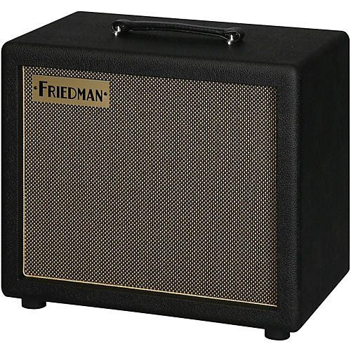 Friedman Runt 1x12 65W 1x12 Ported Closed-Back Guitar Cabinet with Celestion G12M Creamback-thumbnail