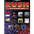 Alfred Rush Anthology Series Guitar Tab Book  Thumbnail