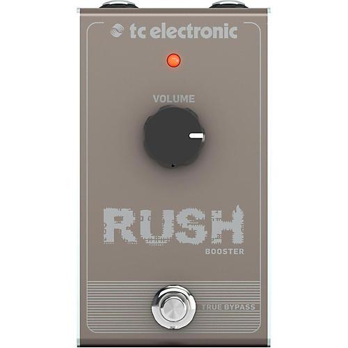 TC Electronic Rush Booster Effect Pedal-thumbnail