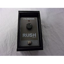 TC Electronic Rush Effect Pedal