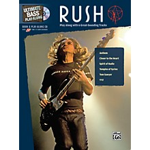Alfred Rush Ultimate Play-Along Bass (Book/CD)