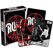 Hal Leonard Rush Vintage Playing Cards Single Deck