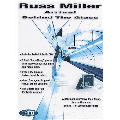Hudson Music Russ Miller - Arrival: Behind The Glass (DVD/2 CDs)-thumbnail