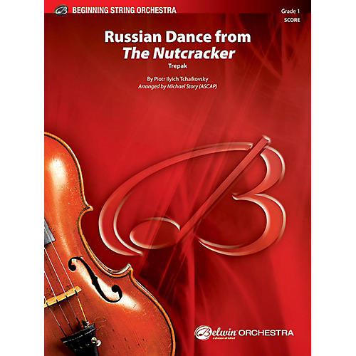 BELWIN Russian Dance from The Nutcracker - Grade 1-thumbnail
