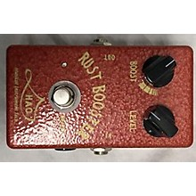 Hao Rust Booster Effect Pedal