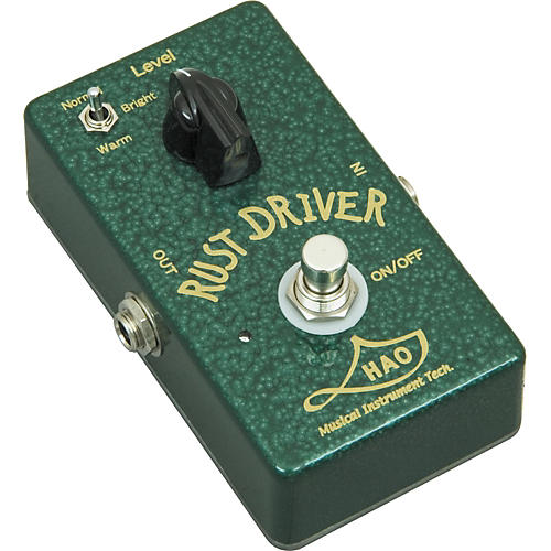 Hao Rust Driver Plexi Distortion Pedal-thumbnail