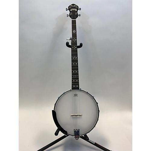used fender rustler open back banjo guitar center. Black Bedroom Furniture Sets. Home Design Ideas