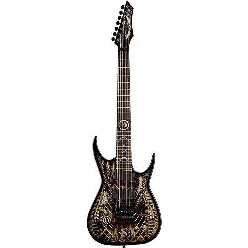 Dean Rusty Cooley USA 7-String Xenocide Electric Guitar-thumbnail