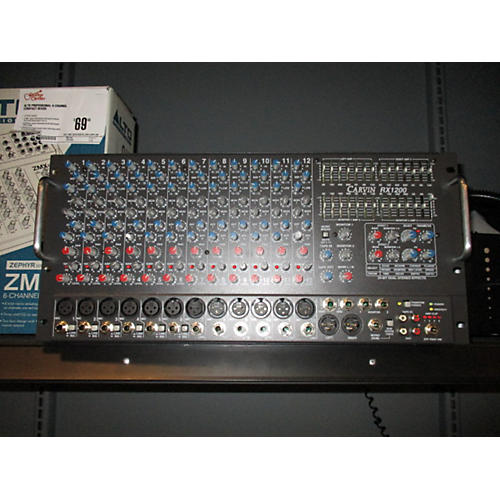 Carvin Rx1200r Unpowered Mixer