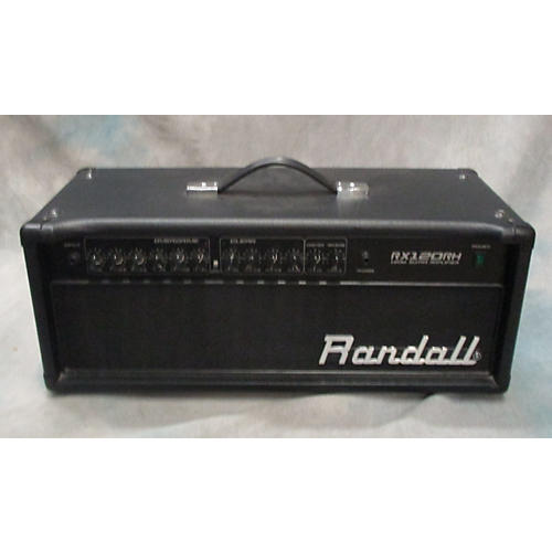 Randall Rx120h Solid State Guitar Amp Head