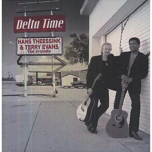 Alliance Ry Cooder - Delta Time