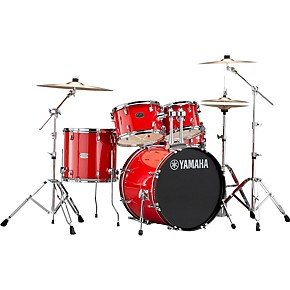 Yamaha rydeen 5 piece shell pack with 20 in bass drum for Yamaha bass drum decal