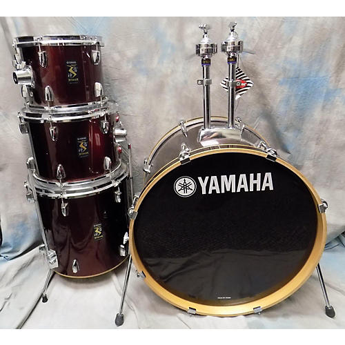Yamaha Rydeen Drum Kit Wine Red