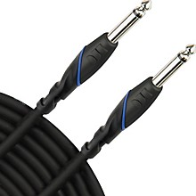 """Monster Cable S-100 1/4"""" Straight Instrument Cable 8 in."""
