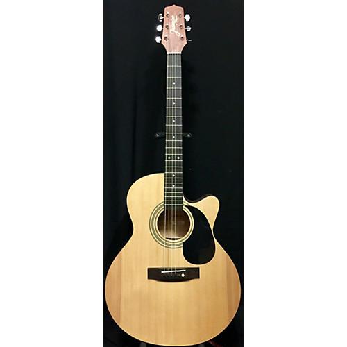 used jasmine s 34c acoustic guitar guitar center. Black Bedroom Furniture Sets. Home Design Ideas