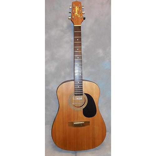 Jasmine S-35 Natural Acoustic Guitar-thumbnail