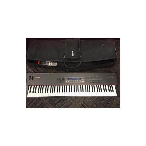Yamaha S 80 Keyboard Workstation-thumbnail