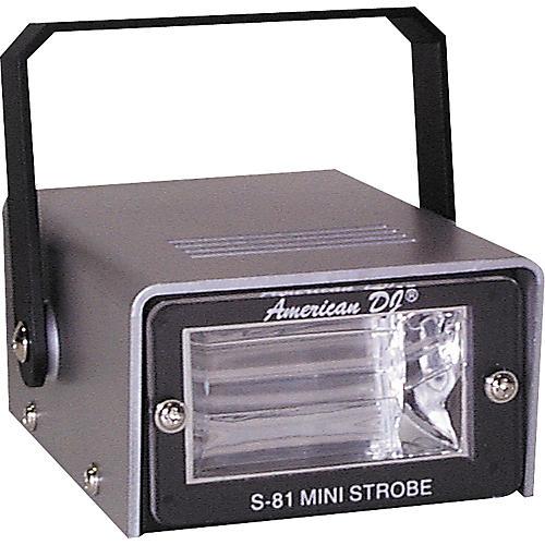 American DJ S-81 Mini Strobe-thumbnail