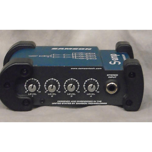 Samson S AMP Headphone Amp