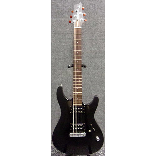 Ibanez S Classic Solid Body Electric Guitar Black