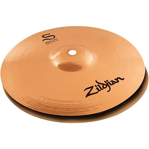 Zildjian S Family Mini Hi-Hat Bottom-thumbnail
