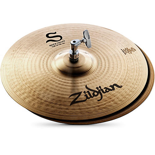 Zildjian S Family Rock Hi-Hats-thumbnail