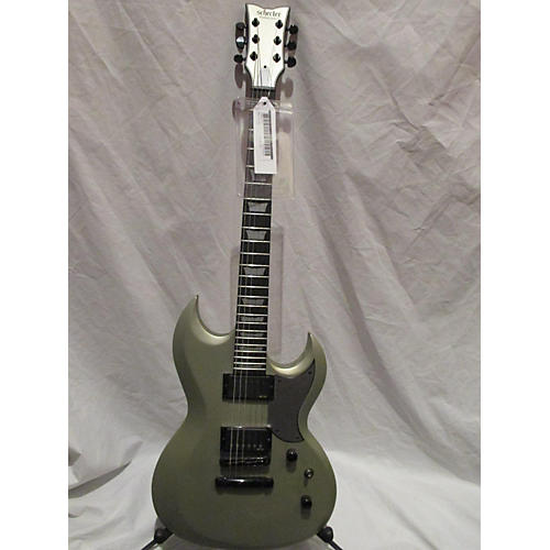 Schecter Guitar Research S-II Platinum Solid Body Electric Guitar