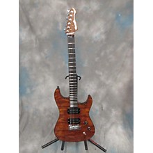 Warmoth S STYLE Solid Body Electric Guitar