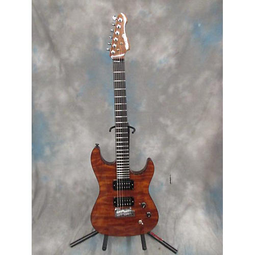 Warmoth S STYLE Solid Body Electric Guitar-thumbnail