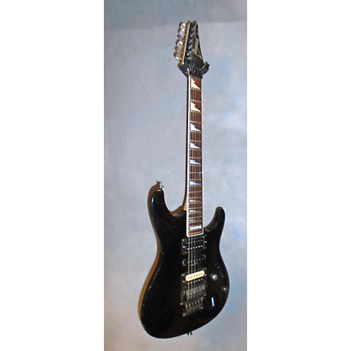 Ibanez S Series Black Solid Body Electric Guitar-thumbnail